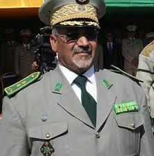 الجنرال محمد ولد مكت