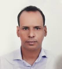 الشيخ ولد السالك الصحفي بقناة اسكاي نيوز عربي
