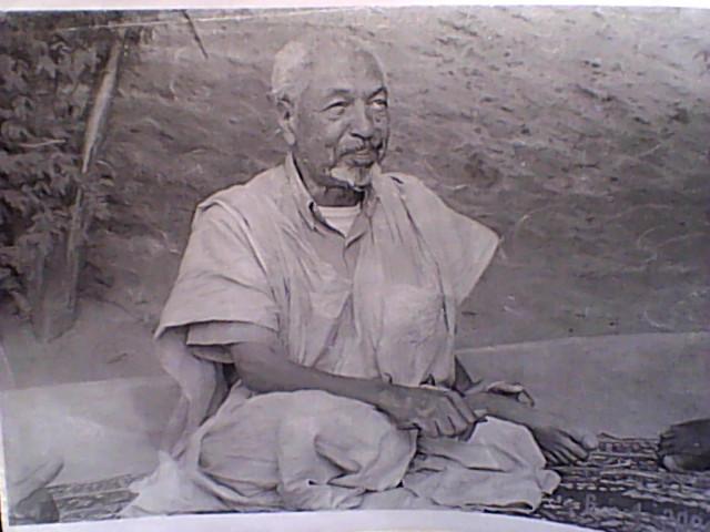 احمد ولد الشيخ ولد جدو
