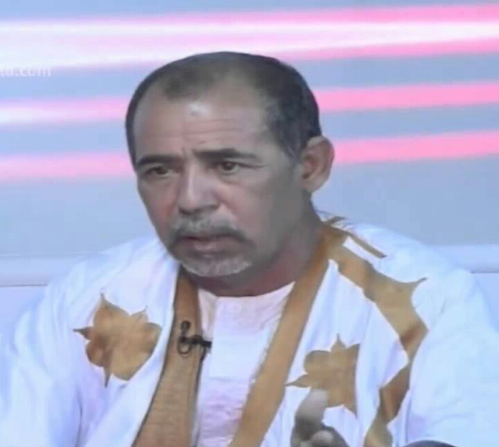 الخليل ولد الطيب، نائب بالجمعية الوطنية