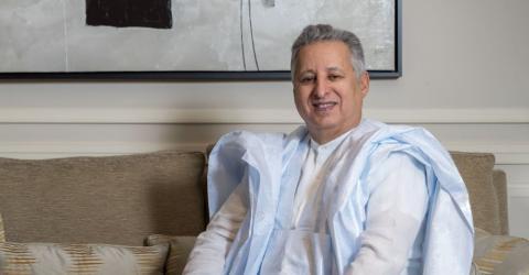 رجل الأعمال محمد ولد بوعماتو