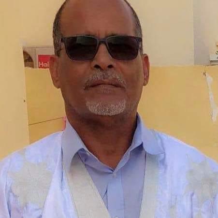 العميد أعل ولد عبد الله