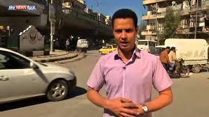إسحاق مختار في سوريا