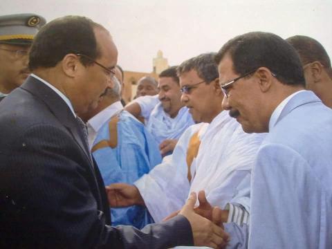 الشيخ ولد محمد معي