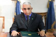 المختار ولد داهي، وزير الثقافة و الشباب و الرياضة و العلاقات مع البرلمان الناطق باسم الحكومة