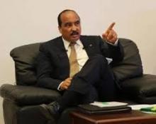 الرئيس الموريتاني محمد ولد عبد العزيز
