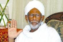 الدكتور حسن الترابي رحمه الله