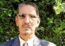 الكاتب الصحفي مامونى ولد مختار