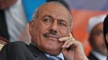 الرئيس اليمني الراحل علي عبد الله صالح